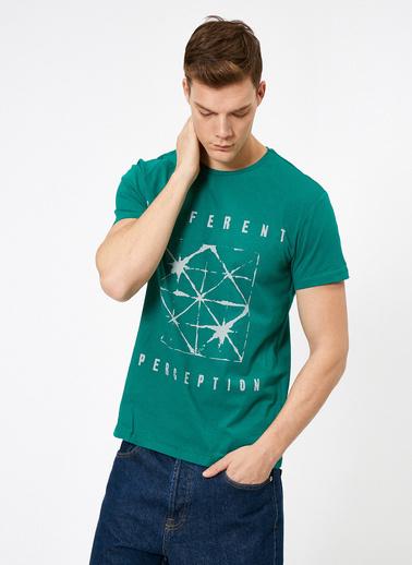Koton Tişört Yeşil